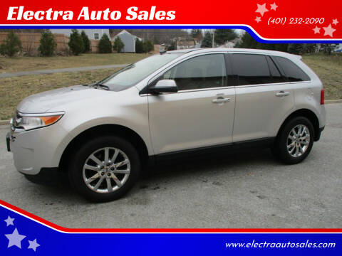 2012 Ford Edge for sale at Electra Auto Sales in Johnston RI