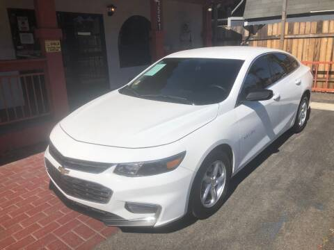 2017 Chevrolet Malibu for sale at North Coast Auto Group in Fallbrook CA