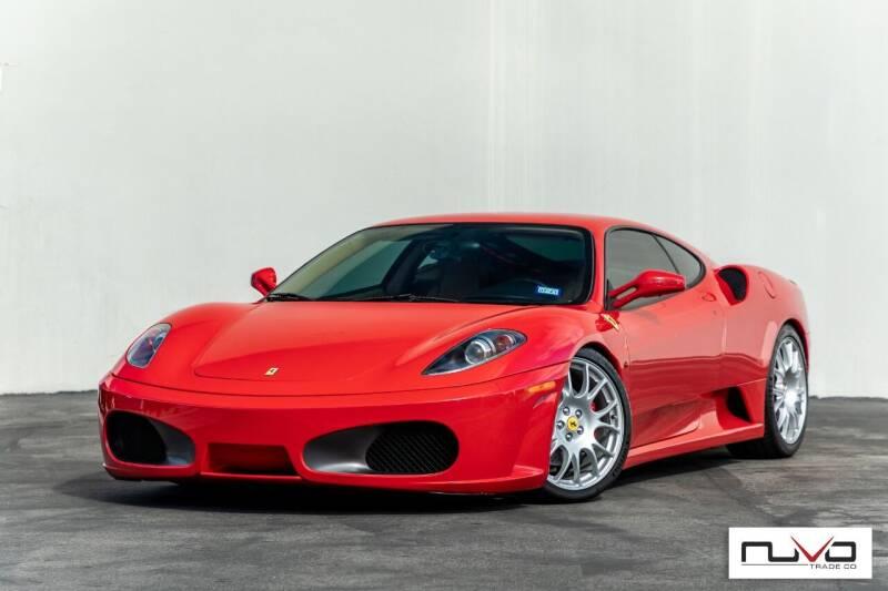 2005 Ferrari F430 for sale at Nuvo Trade in Newport Beach CA