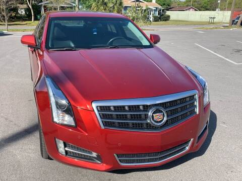 2014 Cadillac ATS for sale at Consumer Auto Credit in Tampa FL