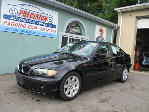 2004 BMW 3 Series for sale at Precision Automotive Group in Youngstown OH