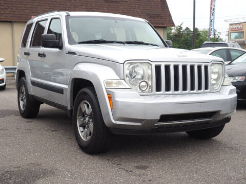 2008 Jeep Liberty for sale at Sunrise Used Cars INC in Lindenhurst NY