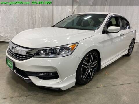 2017 Honda Accord for sale at Green Light Auto Sales LLC in Bethany CT