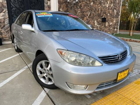 2005 Toyota Camry for sale at Car Deal Auto Sales in Sacramento CA