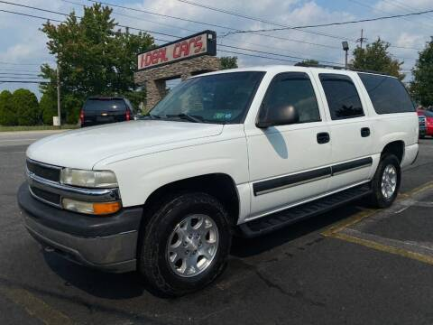 2003 Chevrolet Suburban for sale at I-DEAL CARS in Camp Hill PA