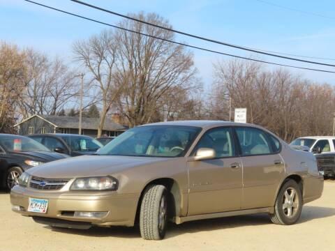 2004 Chevrolet Impala for sale at Big Man Motors in Farmington MN