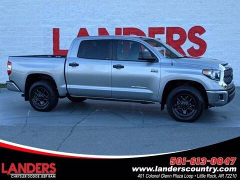 2018 Toyota Tundra for sale at The Car Guy powered by Landers CDJR in Little Rock AR