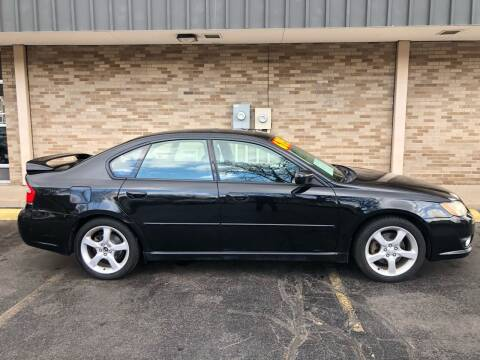 2009 Subaru Legacy for sale at Arandas Auto Sales in Milwaukee WI