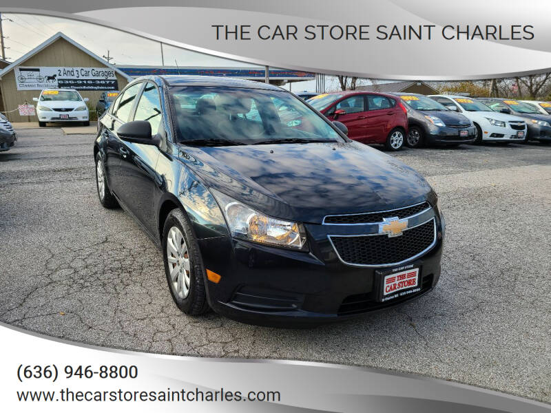 2011 Chevrolet Cruze for sale at The Car Store Saint Charles in Saint Charles MO