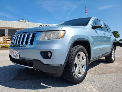 2012 Jeep Grand Cherokee for sale at Gary's Auto Sales in Sneads Ferry NC