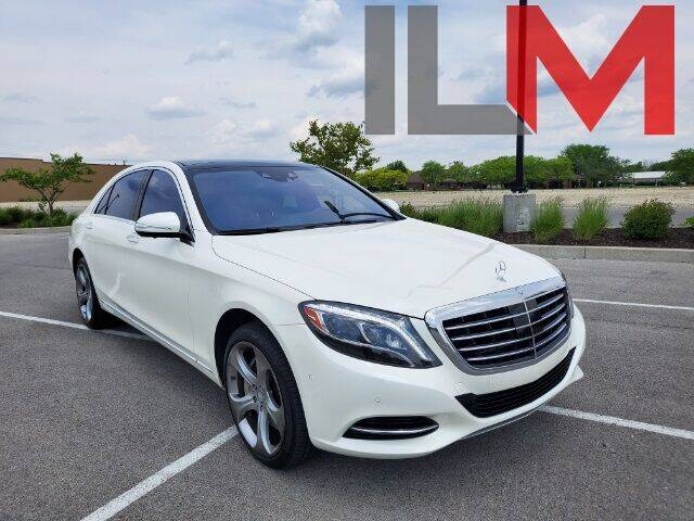 2015 Mercedes-Benz S-Class for sale at INDY LUXURY MOTORSPORTS in Fishers IN