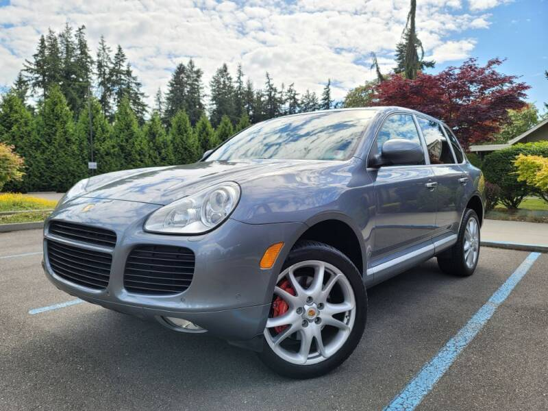 2004 Porsche Cayenne for sale at Silver Star Auto in Lynnwood WA