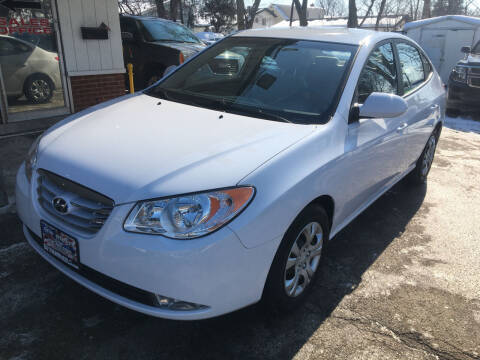 2010 Hyundai Elantra for sale at New Wheels in Glendale Heights IL