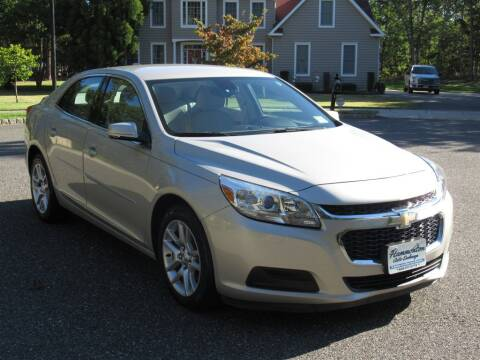 2016 Chevrolet Malibu Limited for sale at Hammonton Auto Exchange in Hammonton NJ