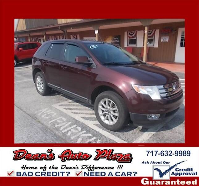 2010 Ford Edge for sale at Dean's Auto Plaza in Hanover PA