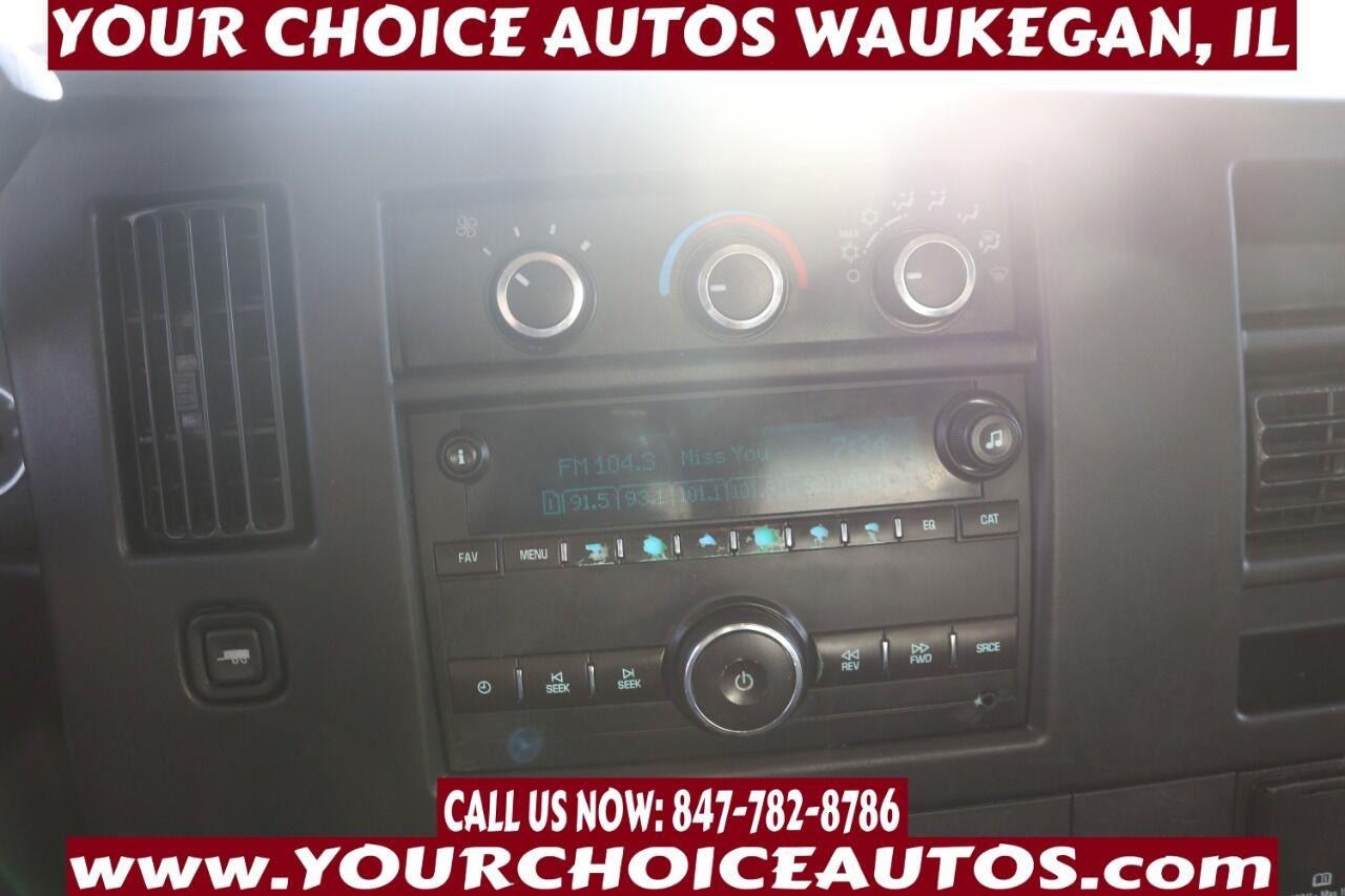 ChevroletExpress Cutaway24