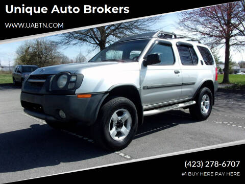 2004 Nissan Xterra for sale at Unique Auto Brokers in Kingsport TN