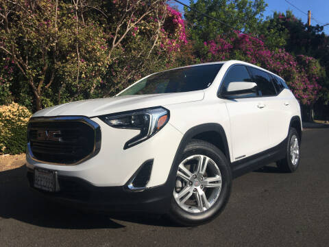 2018 GMC Terrain for sale at Valley Coach Co Sales & Lsng in Van Nuys CA