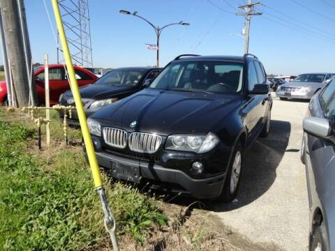 2009 BMW X3 for sale at CARZ R US 1 in Heyworth IL