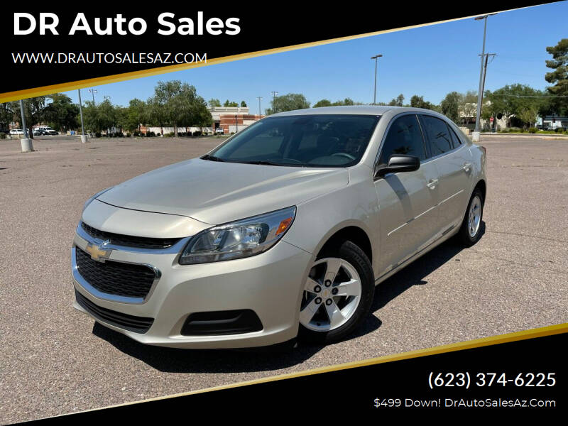 2015 Chevrolet Malibu for sale at DR Auto Sales in Glendale AZ