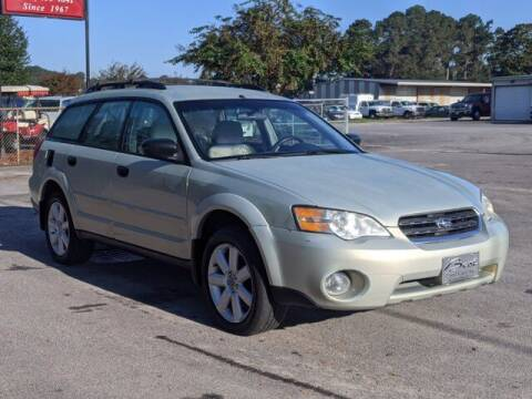 2006 Subaru Outback for sale at Best Used Cars Inc in Mount Olive NC