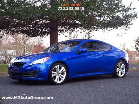 2010 Hyundai Genesis Coupe for sale at M2 Auto Group Llc. EAST BRUNSWICK in East Brunswick NJ