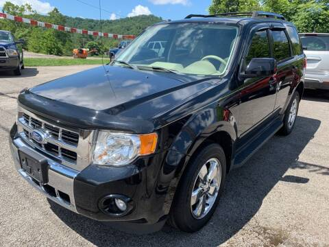 2012 Ford Escape for sale at Turner's Inc - Main Avenue Lot in Weston WV