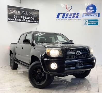 2011 Toyota Tacoma for sale at Elegant Auto Sales in Rancho Cordova CA