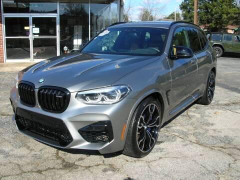 2020 BMW X3 M for sale at South Atlanta Motorsports in Mcdonough GA