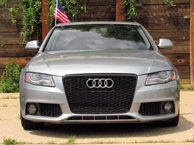 2009 Audi A4 for sale at NY AUTO SALES in Omaha NE