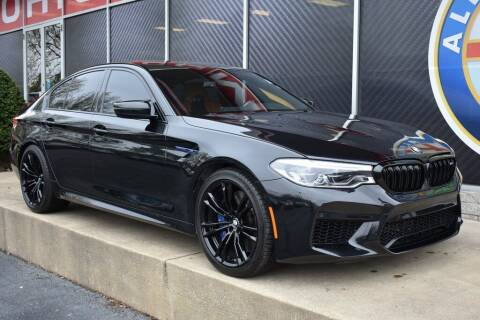 2019 BMW M5 for sale at Alfa Romeo & Fiat of Strongsville in Strongsville OH