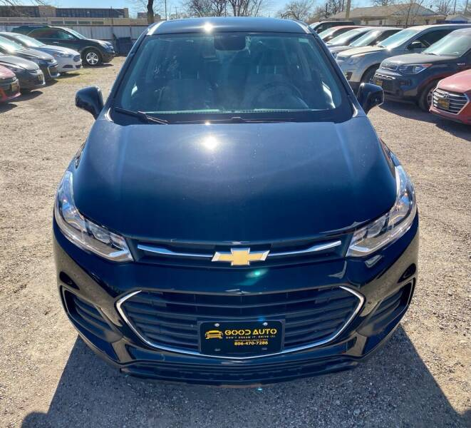 2018 Chevrolet Trax for sale at Good Auto Company LLC in Lubbock TX