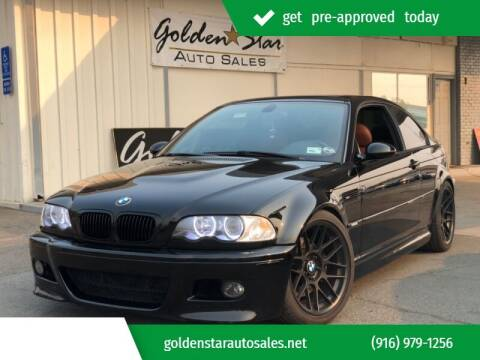 2002 BMW M3 for sale at Golden Star Auto Sales in Sacramento CA