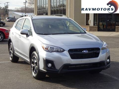 2019 Subaru Crosstrek for sale at RAVMOTORS in Burnsville MN