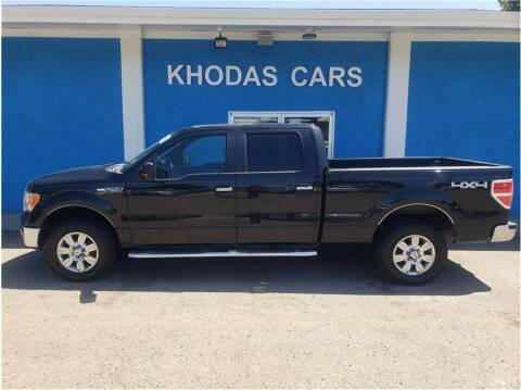 2012 Ford F-150 for sale at Khodas Cars in Gilroy CA