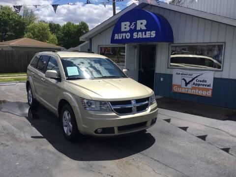 2010 Dodge Journey for sale at B & R Auto Sales in Terre Haute IN