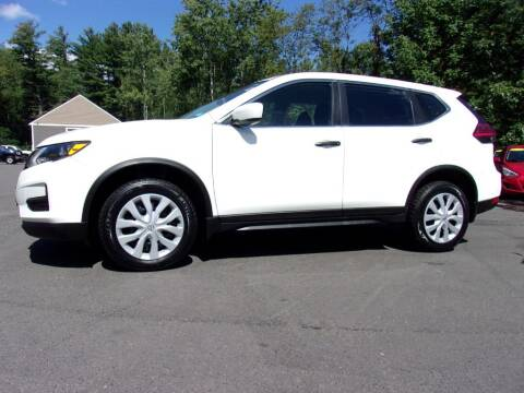 2017 Nissan Rogue for sale at Mark's Discount Truck & Auto Sales in Londonderry NH
