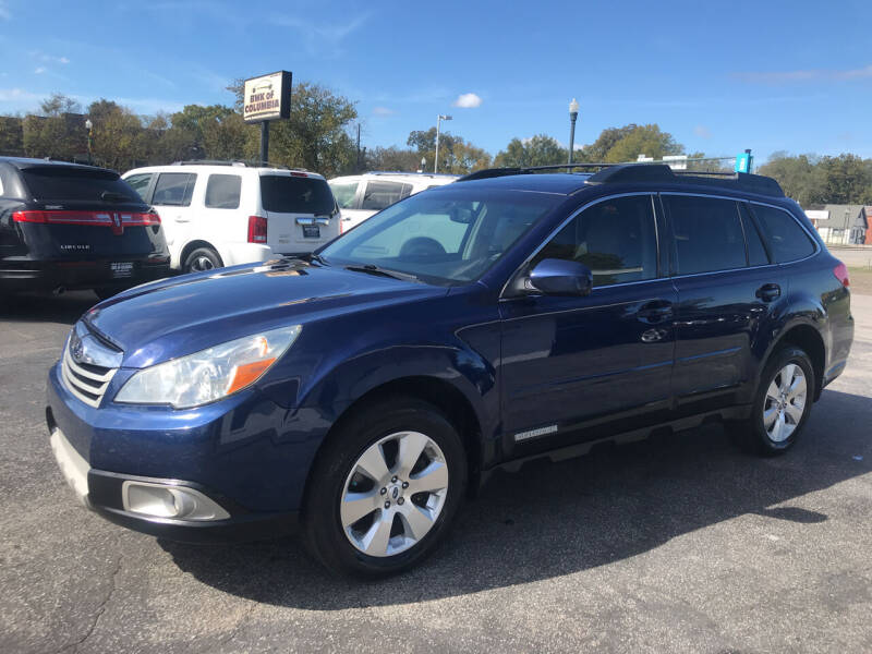 2011 Subaru Outback for sale at BWK of Columbia in Columbia SC