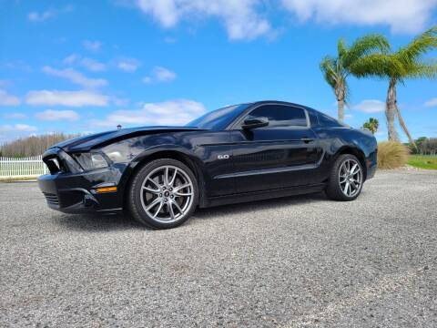 2014 Ford Mustang for sale at Specialty Motors LLC in Land O Lakes FL