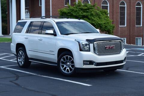 2015 GMC Yukon for sale at U S AUTO NETWORK in Knoxville TN