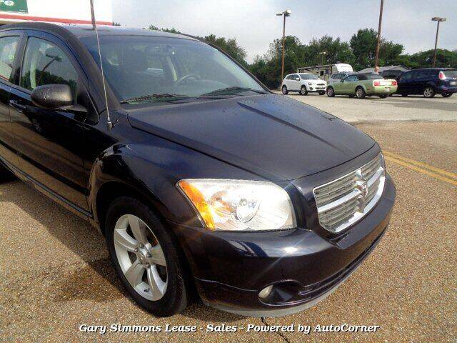 2011 Dodge Caliber for sale at Gary Simmons Lease - Sales in Mckenzie TN
