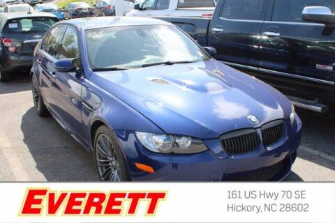 2008 BMW M3 for sale at Everett Chevrolet Buick GMC in Hickory NC