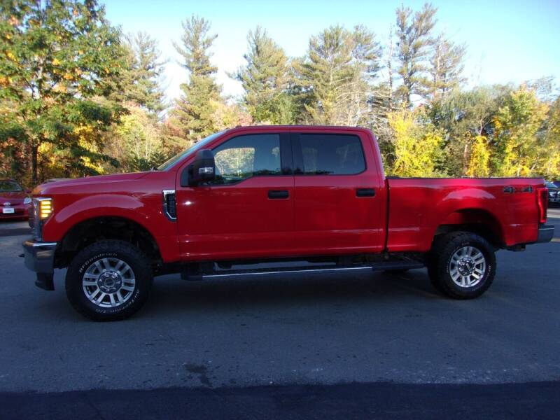 2017 Ford F-250 Super Duty for sale at Mark's Discount Truck & Auto in Londonderry NH
