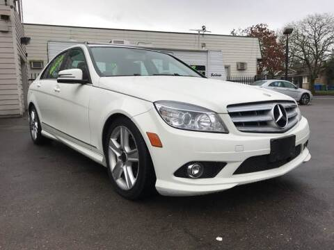 2010 Mercedes-Benz C-Class for sale at Salem Auto Market in Salem OR
