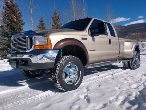 2000 Ford F-350 Super Duty for sale at HIGH COUNTRY MOTORS in Granby CO