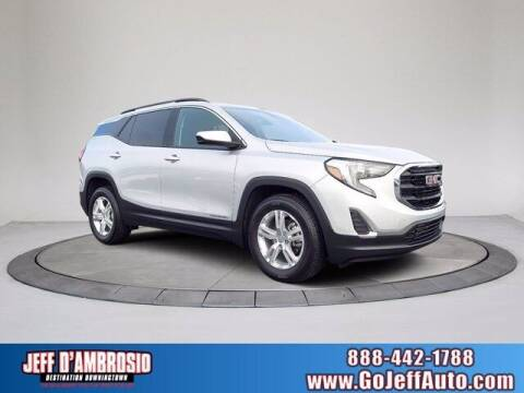 2018 GMC Terrain for sale at Jeff D'Ambrosio Auto Group in Downingtown PA