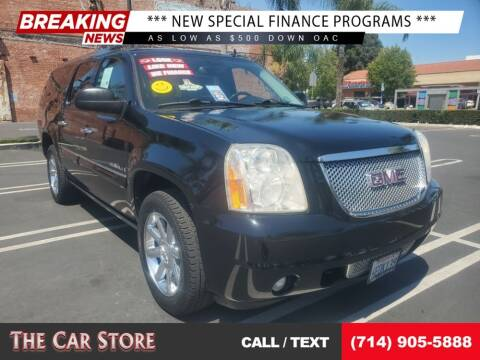 2008 GMC Yukon XL for sale at The Car Store in Santa Ana CA