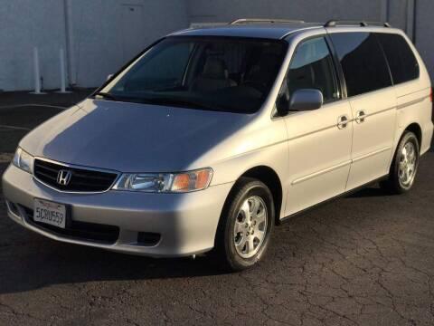 2003 Honda Odyssey for sale at Gold Coast Motors in Lemon Grove CA