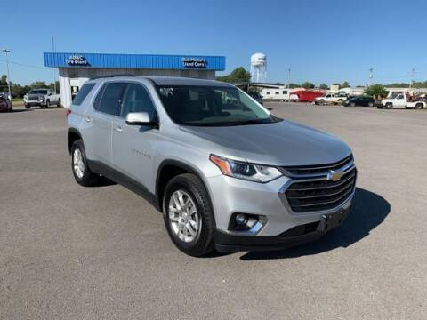 2019 Chevrolet Traverse for sale at BULL MOTOR COMPANY in Wynne AR