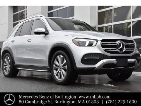 2020 Mercedes-Benz GLE for sale at Mercedes Benz of Burlington in Burlington MA